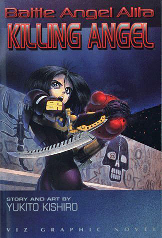 BATTLE ANGEL ALITA, Vol. 3 by Yukito KISHIRO