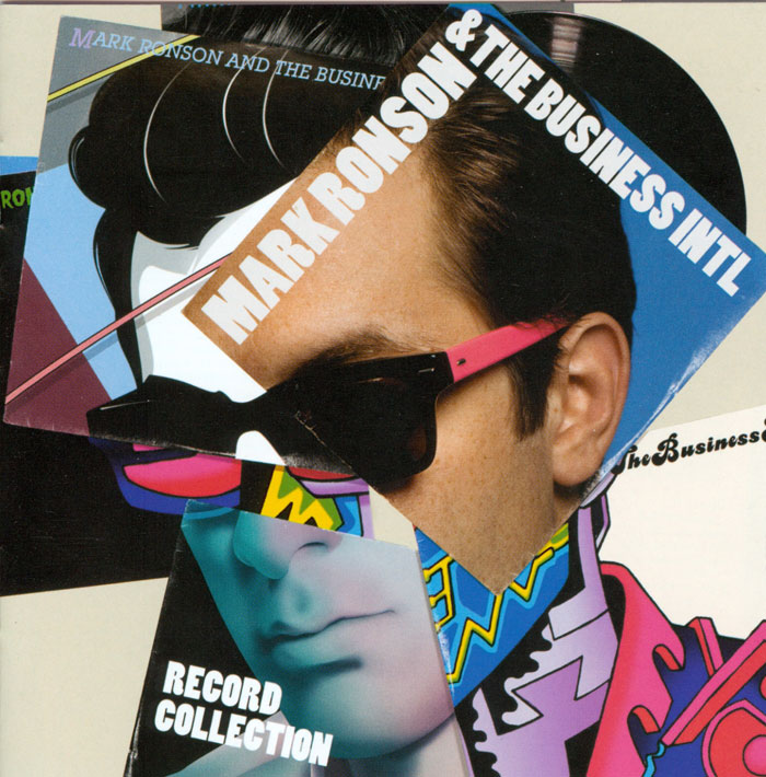 Mark Ronson & The Business Intl: RECORD COLLECTION