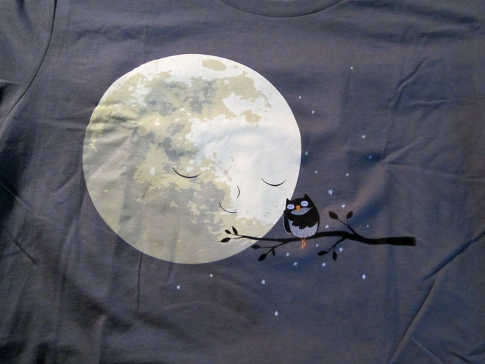 Good Evening, Moon: New T-Shirt