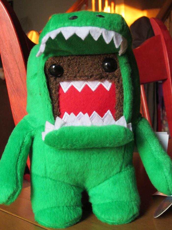 Domo Gator Attack!