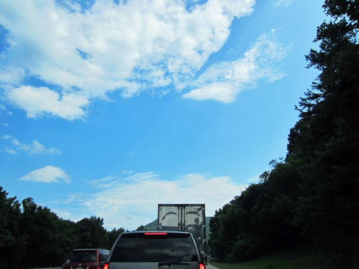 Tennessee Traffic Jam - 1