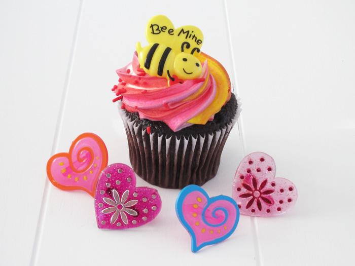 Valentine's Cupcake - Feb. 14, 2014