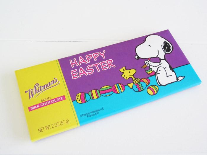Beagle-Adorned Easter Candy - April 2014