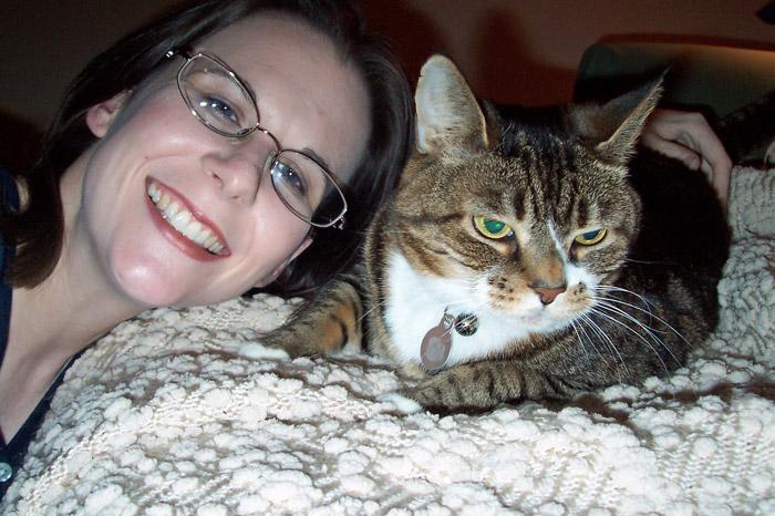 Josie & Me - Dec. 25, 2007
