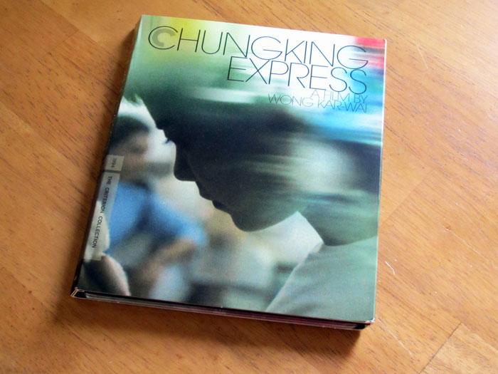 Criterion - Chungking Express - Sept. 2012