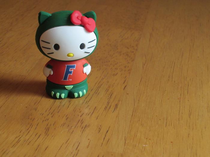 Gator(!)Hello Kitty