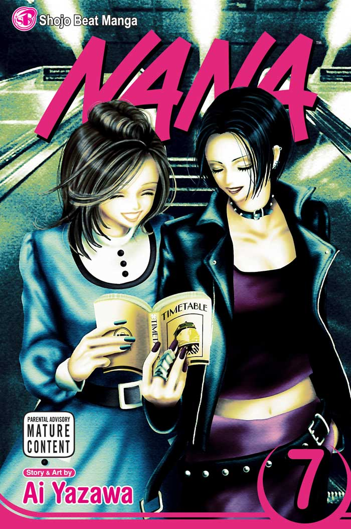 NANA © 1999 by Yazawa Manga Seisakusho/SHUEISHA Inc.