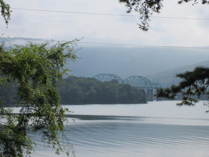 Tennessee River - 1
